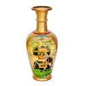 Vase with Ambabari Elephant