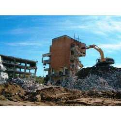 Buildings Demolition Services