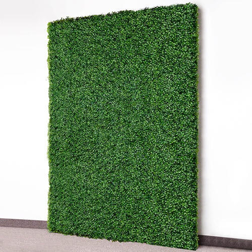 Lovely Green Artificial Living Wall, Size: Customized