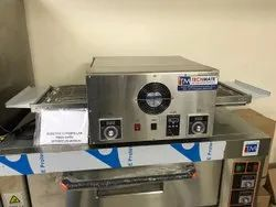 Stainless Steel Electric Conveyor Belt Pizza Oven