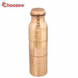 Choozee - Copper Bottle - Hammered (1000 ml)
