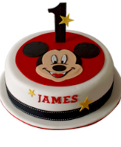 Fabulous Mickey Mouse Cake At Rs 699 Piece Birthday Cake Bbsr Funny Birthday Cards Online Fluifree Goldxyz