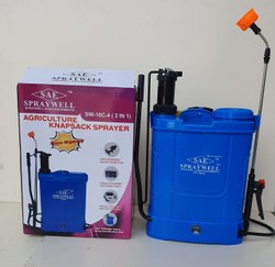 Battery Back Sprayer