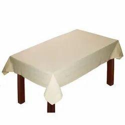 Lushomes Plain Ecru Centre Table Cloth