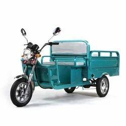 Turquoise E Rickshaw Loader