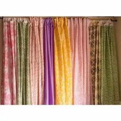 Printed Fancy Cotton Curtain
