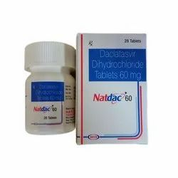 Natdac Tablet 60 mg