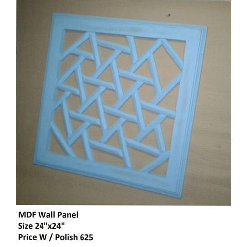 MDF Wall Panel, Size: 24 x 24 Inch