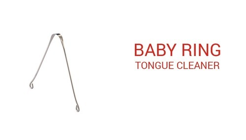 Baby Ring Tongue Cleaner At Rs 15 Piece Morbi Id 14817254162