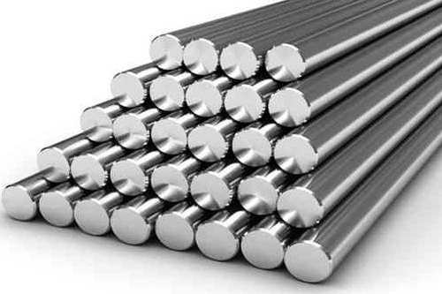 Mild Steel Bright Metal Rods, Single Piece Length: 6 Meter