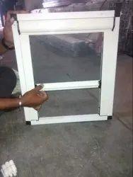 Fiber Glass, Aluminum Door and Window Roller Mosquito Net, For Home, Hotel