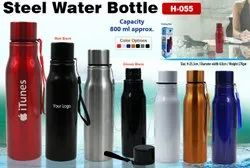 Steel Water Bottle H-055