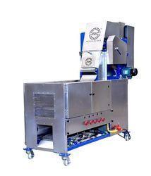 Gas Base Fully Automatic Roti Making Machine