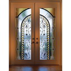 Art Door Glass