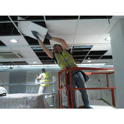 False Ceiling Installation Service in Bengaluru SS Enterprises