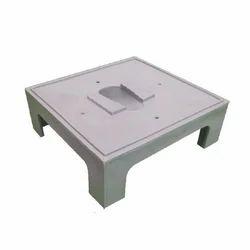 White Squatting Pan, Packaging Type: Carton Box
