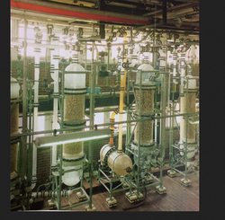 Manufacturer of Nitric Acid Concentration Plants & Sulphuric