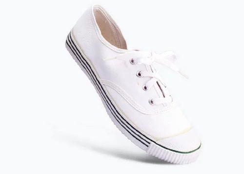7038964898 Paragon Canvas White Shoes