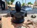 Narmadeshwar Black Stone Shivling