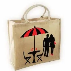 Designer Shopping Bag with Luxury Handle