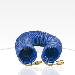 Polyurethane Tube 98 Sha- Translucid Trs With Fittings