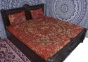 Red Ombre Duvet Cover