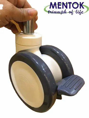 Hospital Bed Plastic Caster Wheels