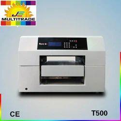 3ac58900 JE Multitrade DTG T-Shirt Printing Machine., Capacity: 11 T-shirts ...