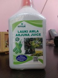 Sovam Lauki Juice With Stevia, Packaging Type: Bottles