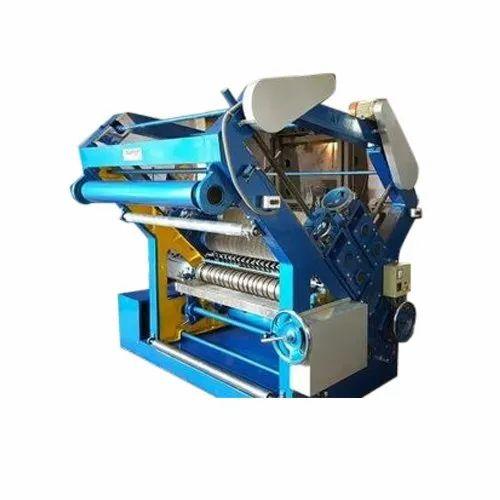 Automatic Paper Corrugating Machine