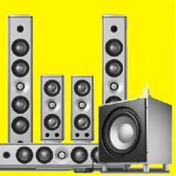 REVEL Dolby 5.1 Home Theater System