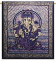 Lord Ganesha Wall Hanging Tapestry