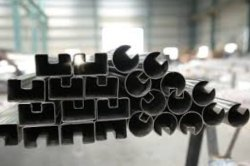 Stainless Steel 202 Slot Pipe