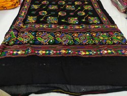 Cotton Phulkari Dupatta
