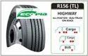 Bridgestone R156 Tl