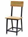 """Wood Color 16"""" L X 18"""" H X 12"""" W Chair"""