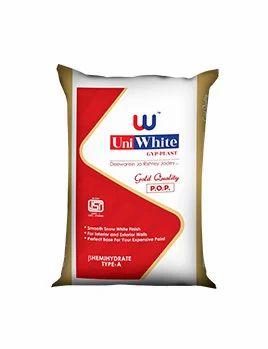 Uni White Wall Putty Packing Size 20 Kg