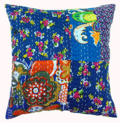 Patch Work Kantha Cushion Covers