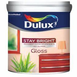 Dulux Stay Bright Gloss Premium Enamel Paint