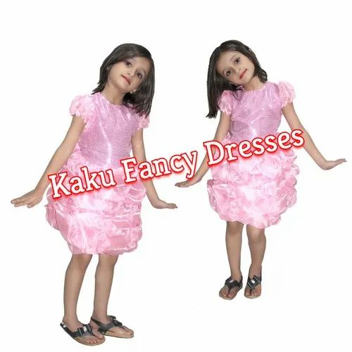 9ce3ab20 Girls KAKU FANCY DRESSES Kids Barbie Girl Costume, Size: 3-4/5-6/7-8 ...