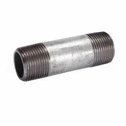 Galvanized Barrel Nipple