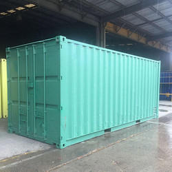 Old Cargo Container