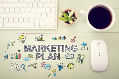 Annual Marketing Plan Design in Dwarka, New Delhi | ID