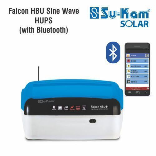 eon lighting inverter. su-kam falcon hub sine wave hups 1100/12v (with bluetooth) eon lighting inverter (