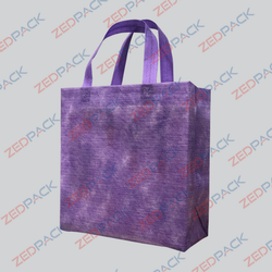 Embossed Non Woven Box Bag