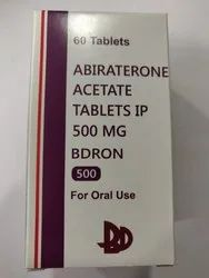 Abiraterone Acetate 500mg Tablets