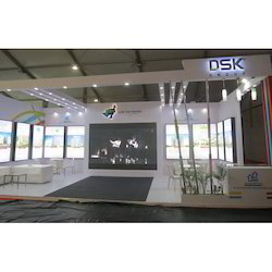 Promotional Exhibition Stall Service