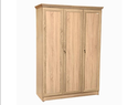 Eudora 3 Door Wardrobe