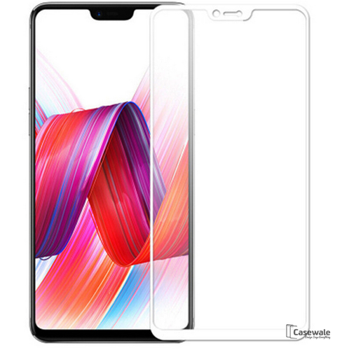 5Case Wale D Tempered Glass Screen Protector For Oppo F7 100% Satisfaction Guaranteed