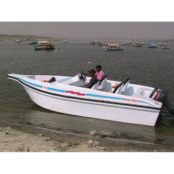 Speed Boat 8 Seater without OBM (Basic Modek)